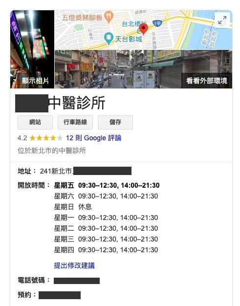中醫網路行銷